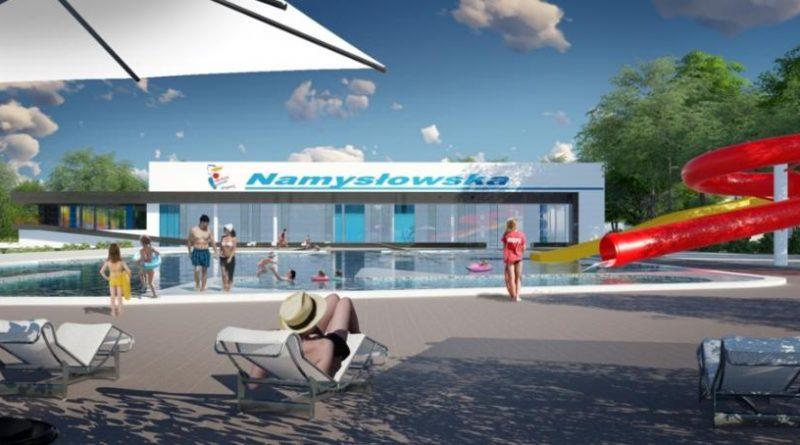 Nie będzie dużego ośrodka sportowego na Namysłowskiej?