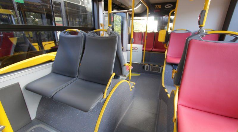 Do pojazdów transportu publicznego wrócą fotele z ekoskóry? Dobry pomysł?